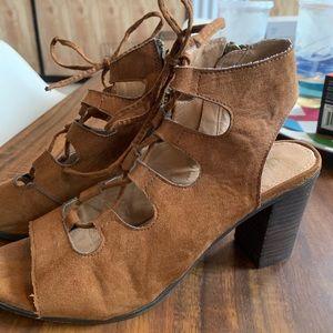 Cato ankle heels